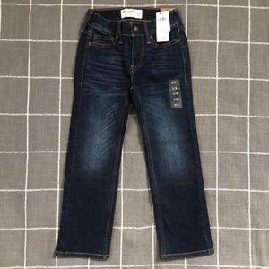 NWT Abercrombie Kids Boy Jeans